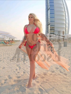Annia incall escorts